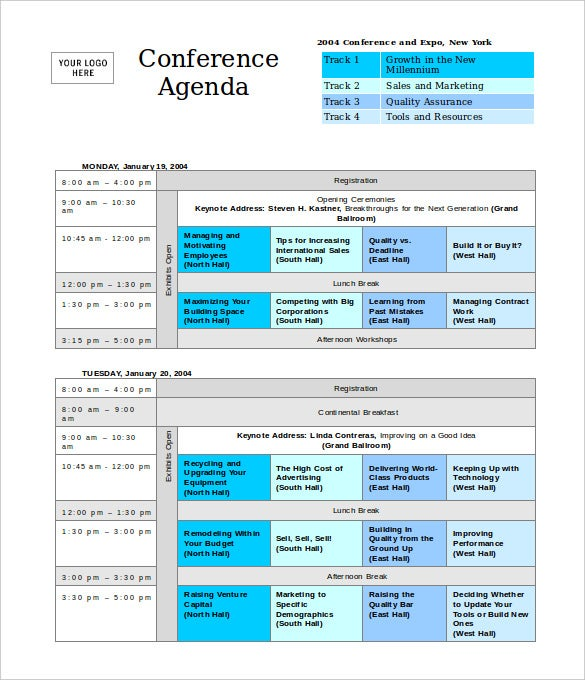 Meeting Agenda Format Preview A Sample Hr Advance Meeting Agenda