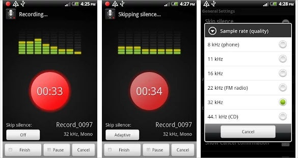 smater voice recorder app download