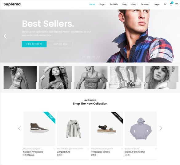 suprema multipurpose ecommerce wordpress theme