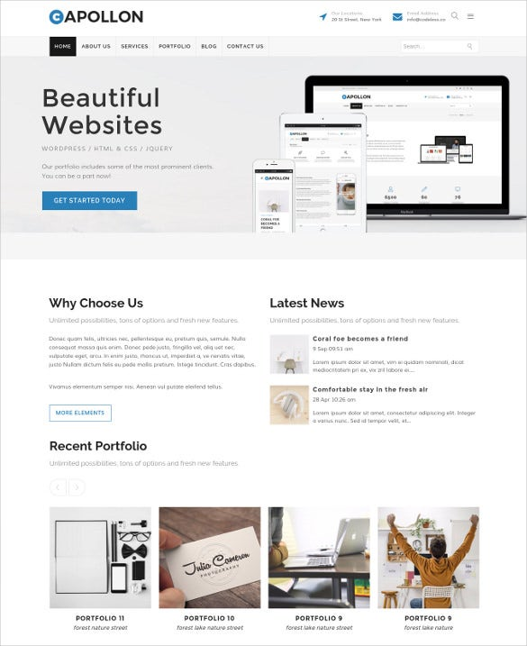 apollon creative multiuse wordpress theme1