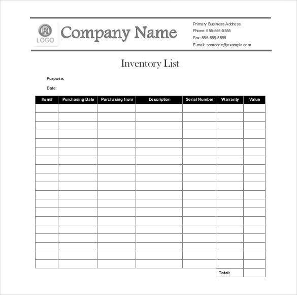 Sample List Templatesamplepdfforpricelist Price List Template
