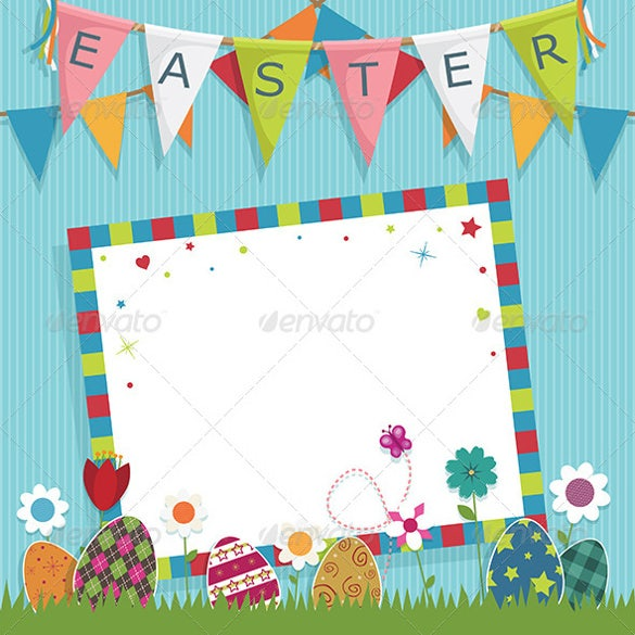 easter bridal shower banner