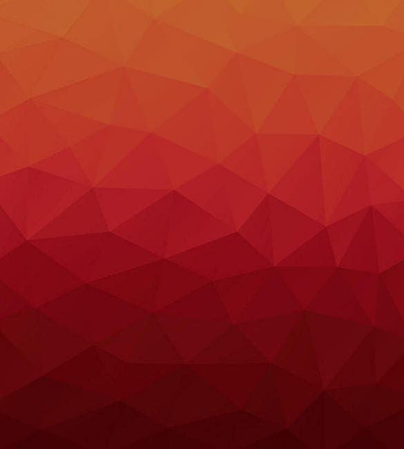 polygon red geometric background download