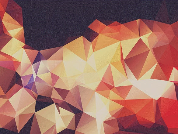 30 free polygonal geometric background