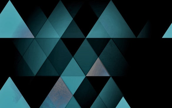 free triangle geometric background download