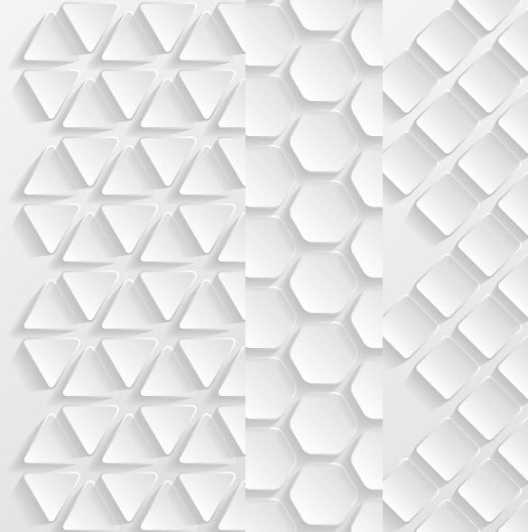 set of geometric backgrounds design download
