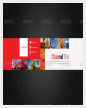 3 in 1 Youtube Background Template