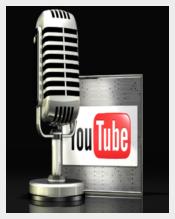 Elegant Youtube Logo