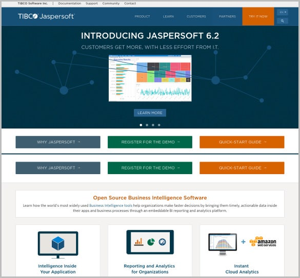 download jaspersoft bi suite