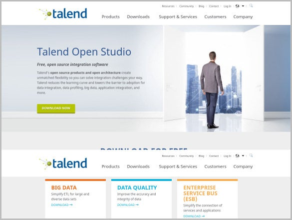 talend open studio download