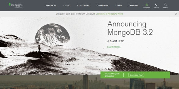 download mongo db big data tool