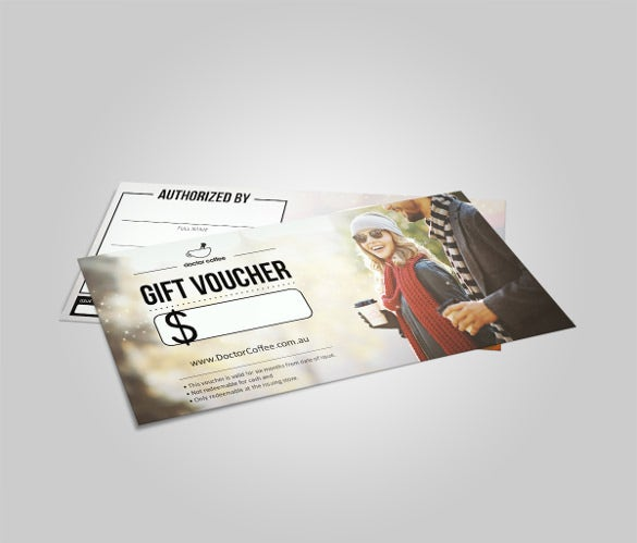 22 Gift Voucher Templates Free PSD EPD Format Download – Create Your Own Voucher Template
