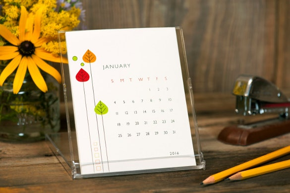 desk calendar template  u2013 30  free psd  ai  indesign  eps