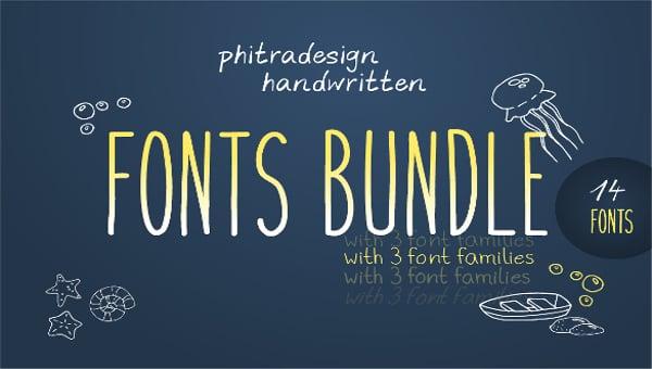 23+ HandWritten Fonts -TTF, OTF | Free & Premium Templates