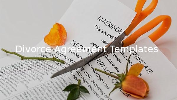 divorceagreementtemplate