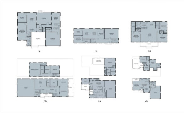 Floor Plan Templates - 12 Free Word, Excel, PDF Documents Download ...