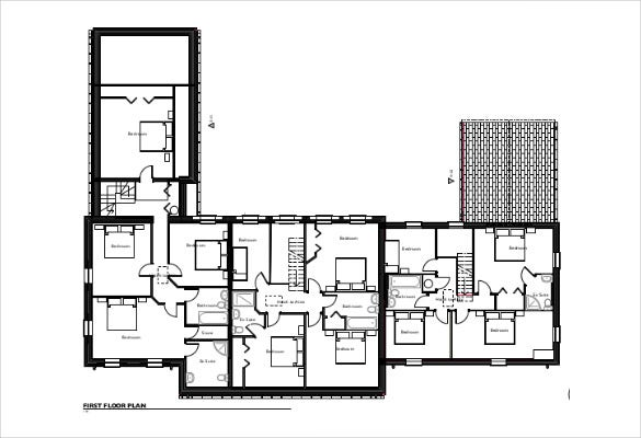 Floor Plan Templates Free Word Excel PDF Documents - Design a floor plan template