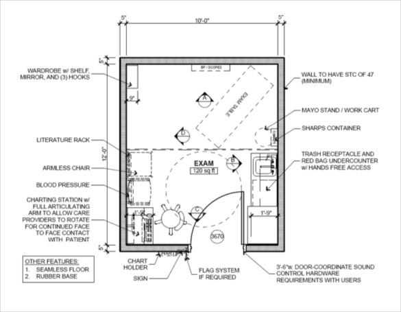 Floor Plan Templates - 12 Free Word, Excel, Pdf Documents Download
