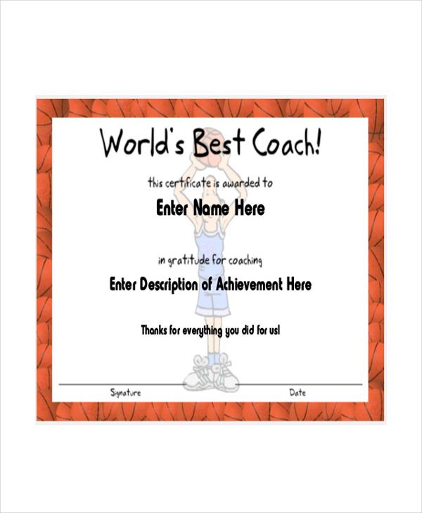 Basketball-Fame-Coach-Certificate-Template