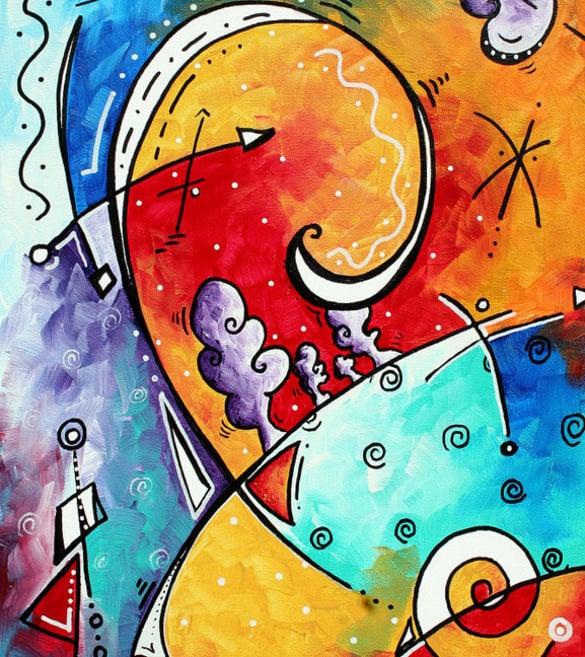 21 best examples of art deco painting free premium templates