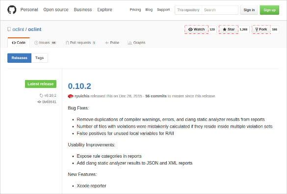 oclint static code analysis tool