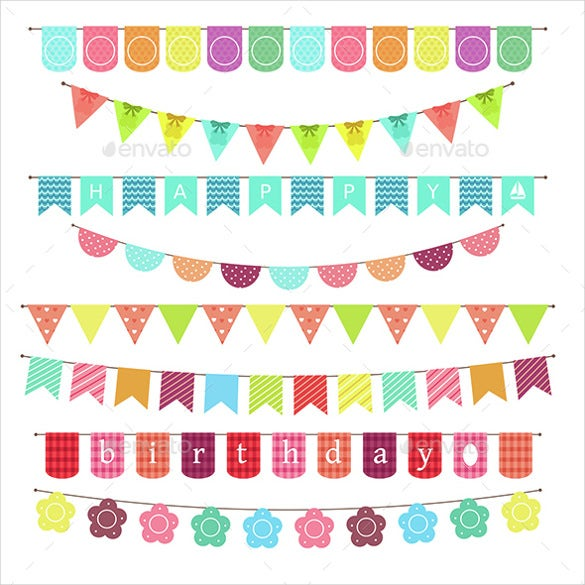 festival sample birthday banner template