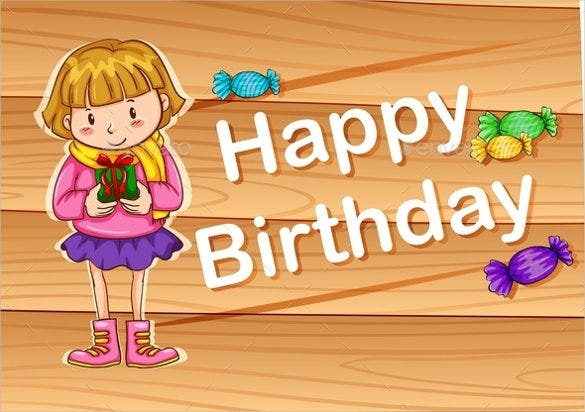 special sample birthday banner template