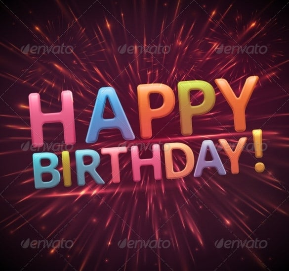happiness sample birthday banner template
