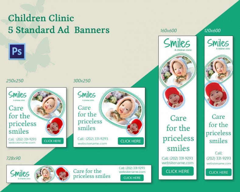 ChildrenClinic_AdBanners