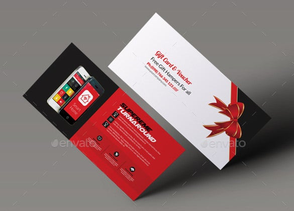 mobile app business voucher template download