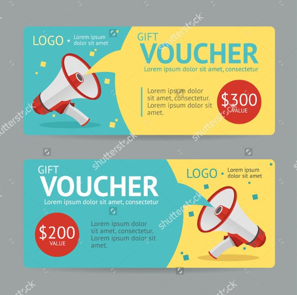 gift business voucher template