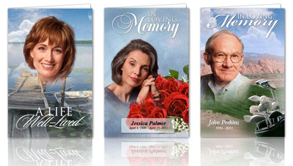 funeral memory cards free templates.html