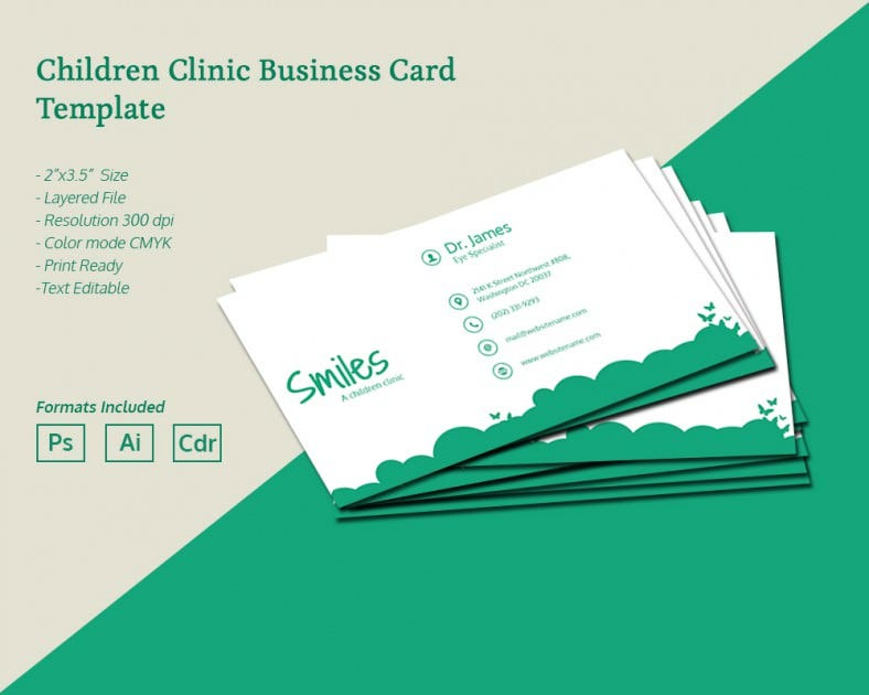 ChildrenClinic_BusinessCard