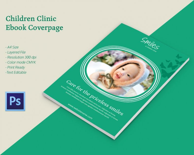 ChildrenClinic_eBookCoverPage
