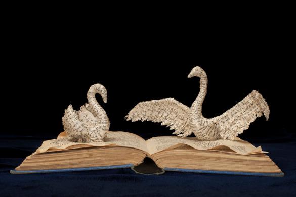 ducks 3d art sculpture design download