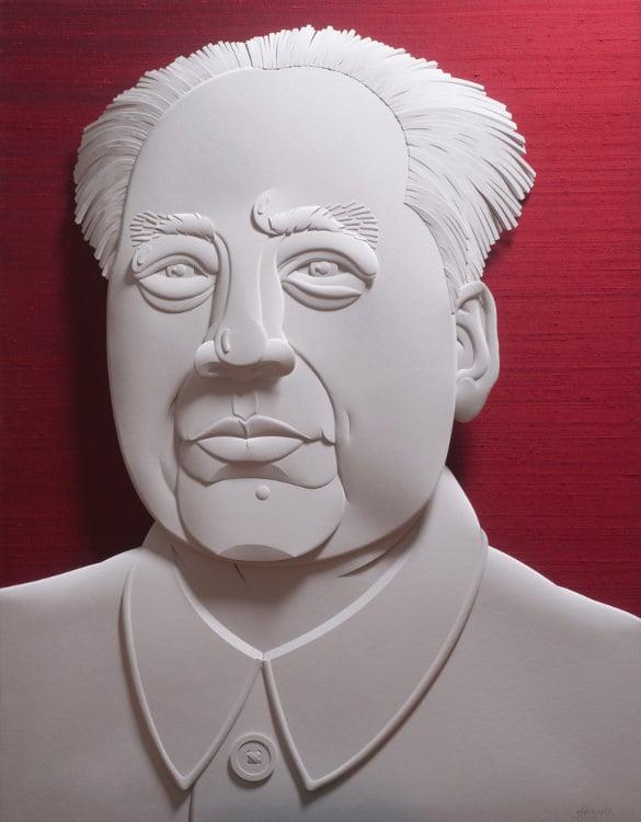 jeff nishinaka 3d paper sculpture