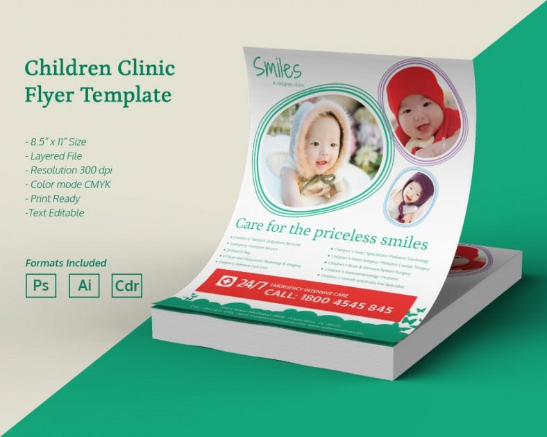 ChildrenClinic_Flyer