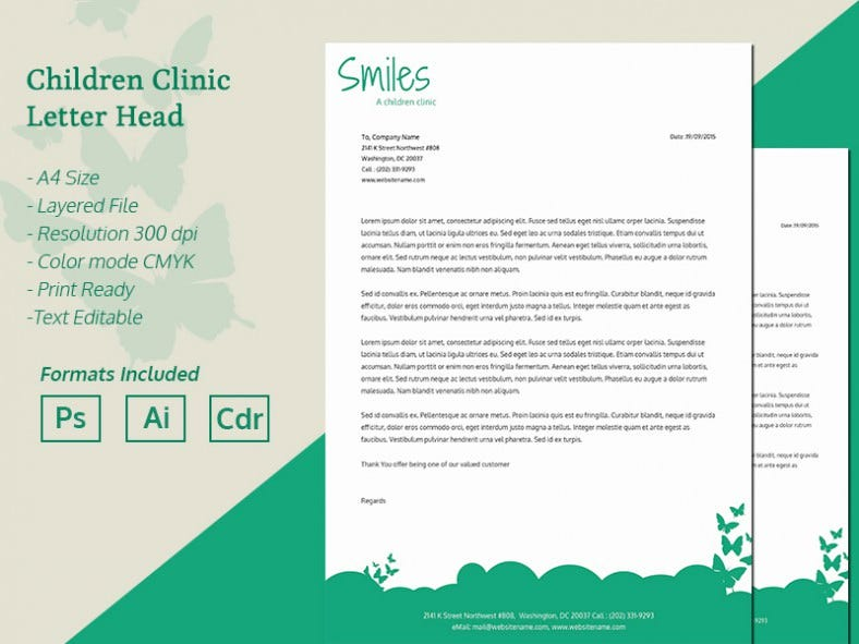ChildrenClinic_letterhead