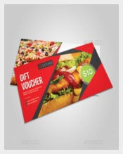 Gift Voucher Vector EPS Download