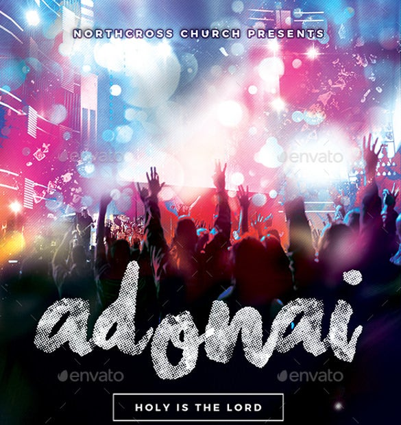 Church Flyers   Free Psd Ai Vector Eps Format Download