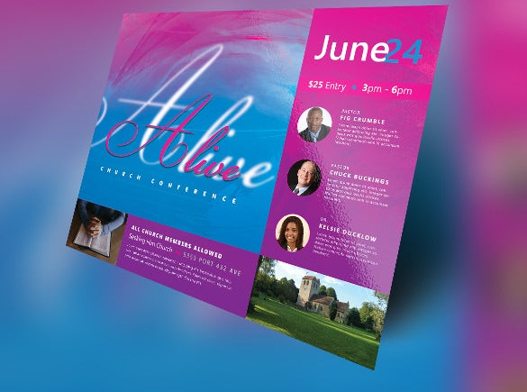 alive church conference flyer1