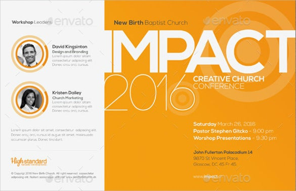Church Flyers - 26+ Free Psd, Ai, Vector Eps Format Download