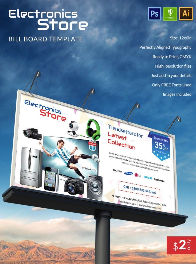 ElectricalStore_Billboarrd