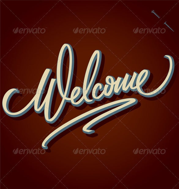 classical sample welcome banner template