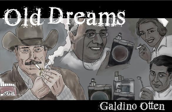old dreams smoke font free download