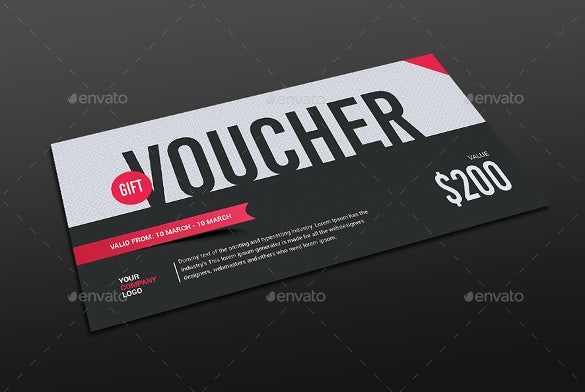 51 gift voucher templates free sample example format download
