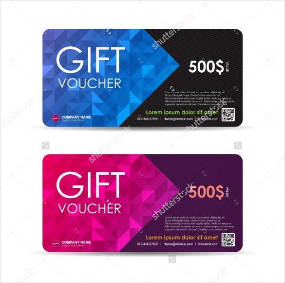 51+ Gift Voucher Templates - Free Sample, Example Format Download ...