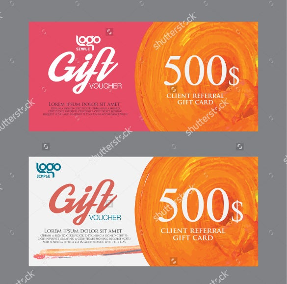 27 Gift Voucher Templates Free Sample Example Format Download – Sample Voucher Template