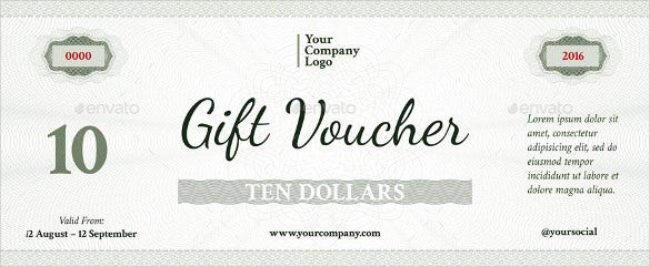 format gift voucher ai illustrator template download