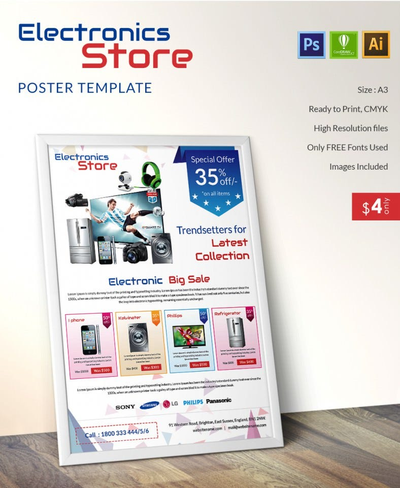 ElectricalStore_Poster